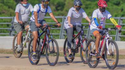 Invitan a tour en bicicleta para conmemorar Día Mundial sin Auto