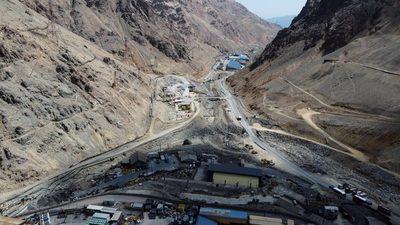 Chile, primer productor mundial de cobre, admite preocupación por Evergrande