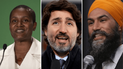Trudeau pierde las elecciones en Canadá y se alía, entre otros, con una antisemita supremacista negra
