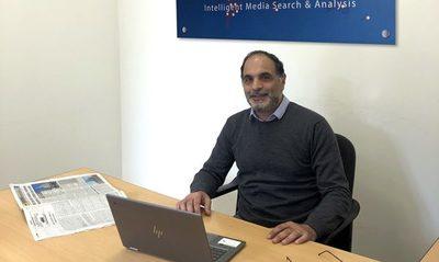 """Pablo Tchekmedyian: """"GlobalNews simplifica el monitoreo y análisis de medios"""""""