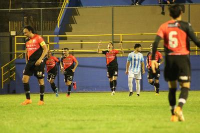 Lo mejor de Karai Chivé 2-4 River Plate