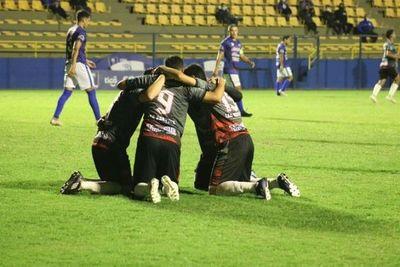 Ameliano supera a Independiente y avanza en la Copa Paraguay