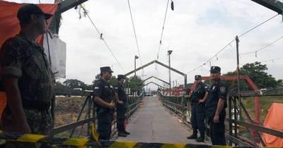 La Nación / Reapertura de frontera: Paraguay aguarda cantidad de cupos y pasos habilitados
