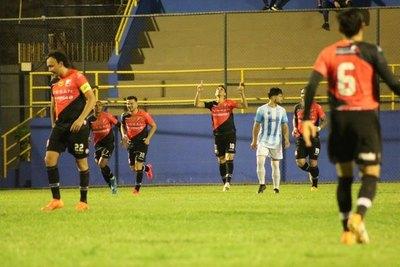Con Zeballos como figura, River elimina a Karai Chive de la Copa Paraguay