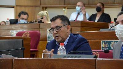 "Senador tilda de ""caradura"" a Fernández"
