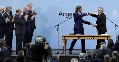 La Nación / Alberto Fernández relanza su gobierno tras crisis política