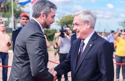 El presidente de Chile, realizará visitas oficiales a Colombia, Uruguay y Paraguay