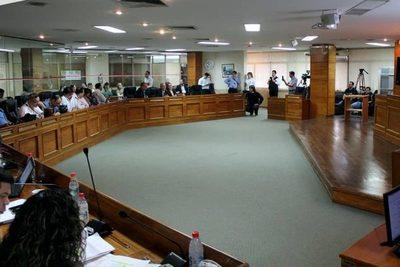 Junta Municipal estudiaría de nuevo aumento salarial para funcionarios