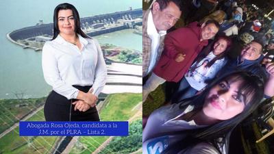 ROSA OJEDA SE PERFILA ENTRE PRIMEROS  LUGARES PARA LA J.M. DE HERNANDARIAS