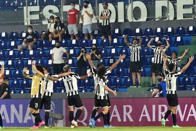 Libertad juega la primera semifinal de la Copa Sudamericana