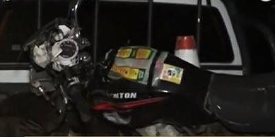 Motociclista muere tras impactar contra columna de la ANDE