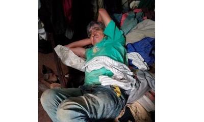 Coronel Oviedo; Abuelito enfermo vive en precarias condiciones – Prensa 5