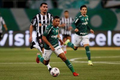 Palmeiras y el Atlético Mineiro dejan todo para la vuelta