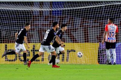 El camino de Libertad a las semifinales de la Copa Sudamericana