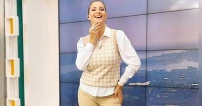 """Gise Cassettai: """"Por fin voy a ver a mamá"""""""