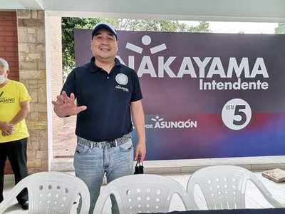 La advertencia de Nakayama, ante el primer intento de fraude que noten en las elecciones