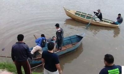 Hermanos e hijo fallecen ahogados en Emboscada