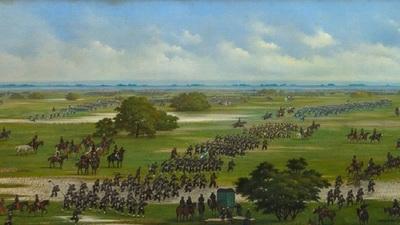 Se cumplen 155 años de la victoria en la batalla de Curupayty