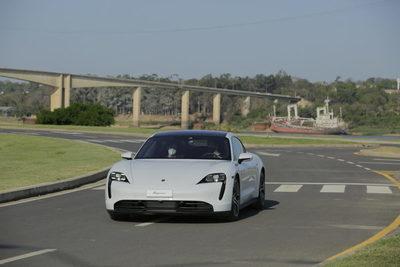 Porsche Taycan 4S ratifica su inigualable rendimiento en Chaco'i