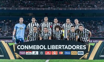 Club Libertad en busca de un paso histórico en la Copa Sudamericana