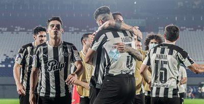 Libertad y una efectividad del 53% en la historia de la Copa Sudamericana