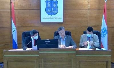 Junta de Asunción aplaza tratamiento de suba de salarios