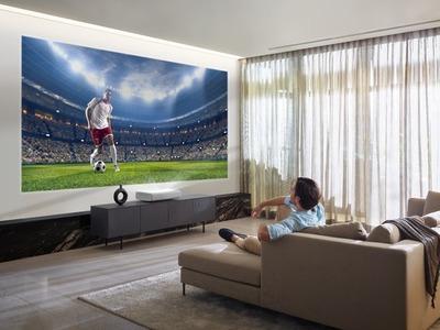 """Samsung presentó en Ciudad del Este, el proyector láser 4K de alcance ultracorto """"The Premiere"""""""