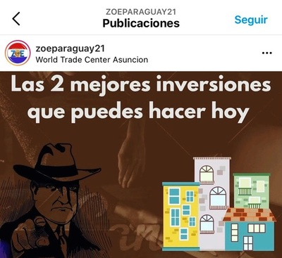 CNV advierte que ZOE Capital no está habilitada para operar en Paraguay