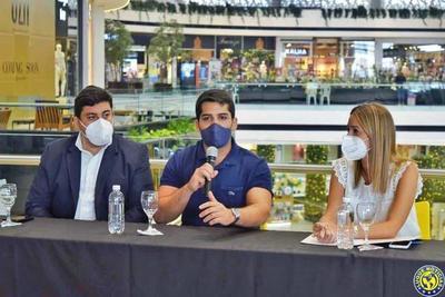 Convocan a interesados en trabajar en locales del Shopping Madero de Luque •
