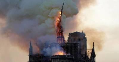 La Nación / Fueron donados cerca de 840 millones de euros para reconstruir la catedral de Notre Dame en París