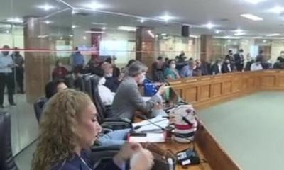 Junta Municipal: Aplazan estudio de ampliación presupuestaria