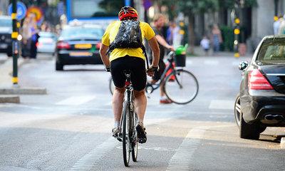 Día Mundial sin Auto: conocé los beneficios de ir al trabajo en bicicleta