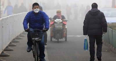 """La OMS advierte que los niveles de contaminación que antes eran """"seguros"""" ahora son """"peligrosos"""""""