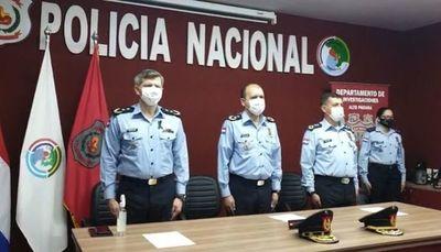 Disponen serie de movidas en dependencias policiales de Alto Paraná