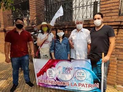 """Advierten que Abdo hace """"tremendo favor"""" a Bolsonaro al exportarle gratis la energía de Yacyretá"""