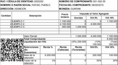 Registro electrónico de comprobantes será obligatorio en 2022