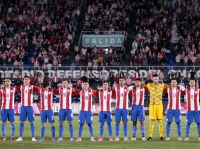 Paraguay vs. Argentina con árbitros confirmados