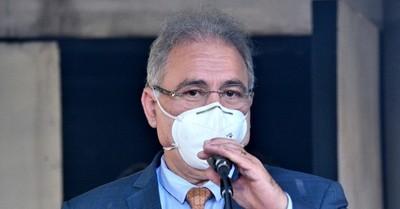 Ministro de Salud de Brasil da positivo por Covid-19 en medio de la Asamblea de la ONU
