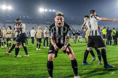 Por un paso histórico de Libertad en la Copa Sudamericana – Prensa 5