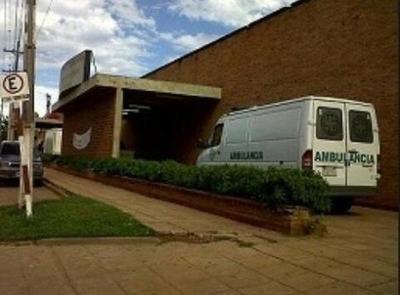 Más de seis meses sin ambulancias en hospital regional