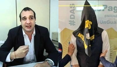 Diego Lansac asegura ser completamente inocente