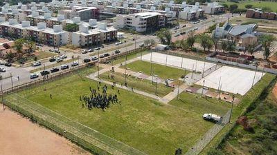 Deporte para desarrollo social en el barrio San Francisco