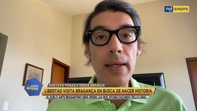 Bragantino busca una mejoría en lo futbolístico