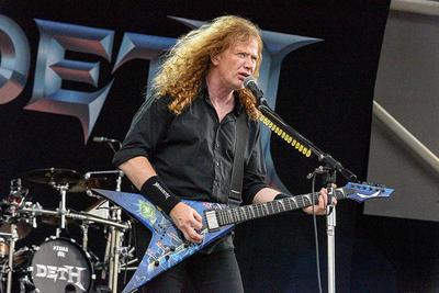 Dave Mustaine, vocalista de Megadeth critica la 'tiranía' del COVID y llama a la desobediencia civil masiva