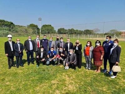 Buscan el desarrollo social a través del deporte en el Barrio San Francisco