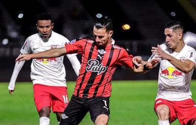 Copa Sudamericana: Bragantino superó 2-0 a Libertad en la ida