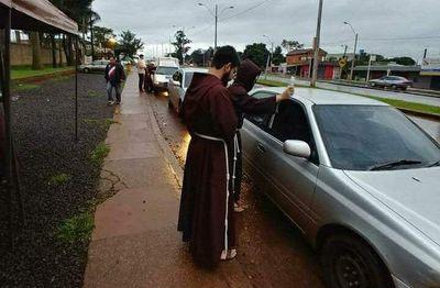 Capuchinos bendecirán vehículos en Ciudad del Este