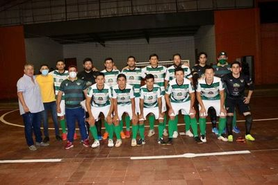 Arrancó las eliminatorias del Nacional de Clubes Campeones de salonismo