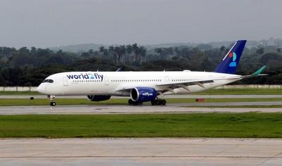 Iberostar inaugura la ruta Madrid-La Habana con su aerolínea World2Fly