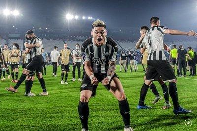 Por un paso histórico de Libertad en la Copa Sudamericana
